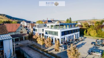 TOPLAGE mit herrlicher Aussicht – provisionsfrei!, 97990 Weikersheim, Penthousewohnung