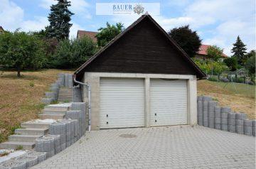 Baugrundstück mit Doppelgarage in Niederstetten- Vorbachzimmern, 97996 Niederstetten, Wohnen