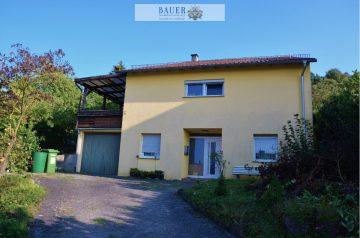Einfamilienhaus mit Garage und großem Garten, 74613 Öhringen, Einfamilienhaus