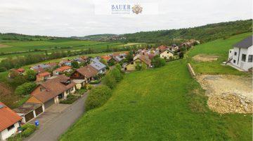 Baugrundstück in Weikersheim – Elpersheim, 97990 Weikersheim, Wohngrundstück
