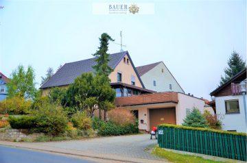 Einfamilienhaus inkl. Scheune und großem Garten in Weikersheim-Neubronn, 97990 Weikersheim, Einfamilienhaus