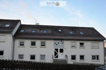 3-Zimmer Wohnung in sonniger Lage mit Aussicht, 97990 Weikersheim, Etagenwohnung