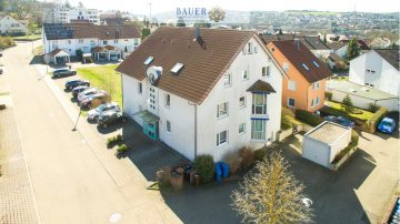 3-Zimmer Wohnung im 1.OG mit Balkon inkl. Stellplatz in Weikersheim, 97990 Weikersheim, Etagenwohnung